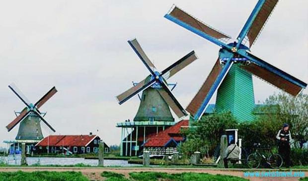Du lịch Châu âu: Pháp-Bỉ-Hà Lan