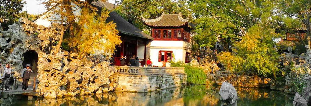 Du lịch Trung Quốc: Thượng Hải-Tô Châu-Hàng Châu-Tây Đường